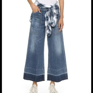 Citizens of Humanity Melanie Cropped Wide Leg